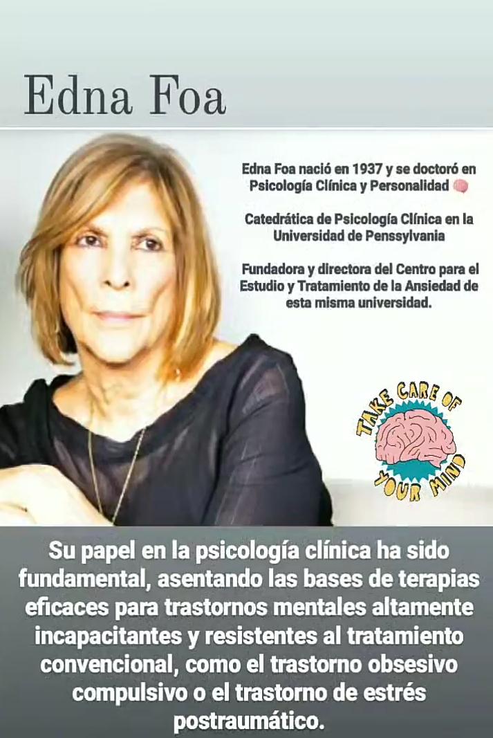 Edna Foa